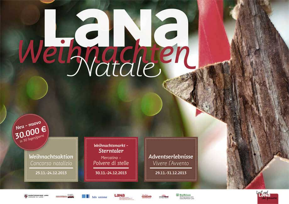 Poster for Lana Weihnachten